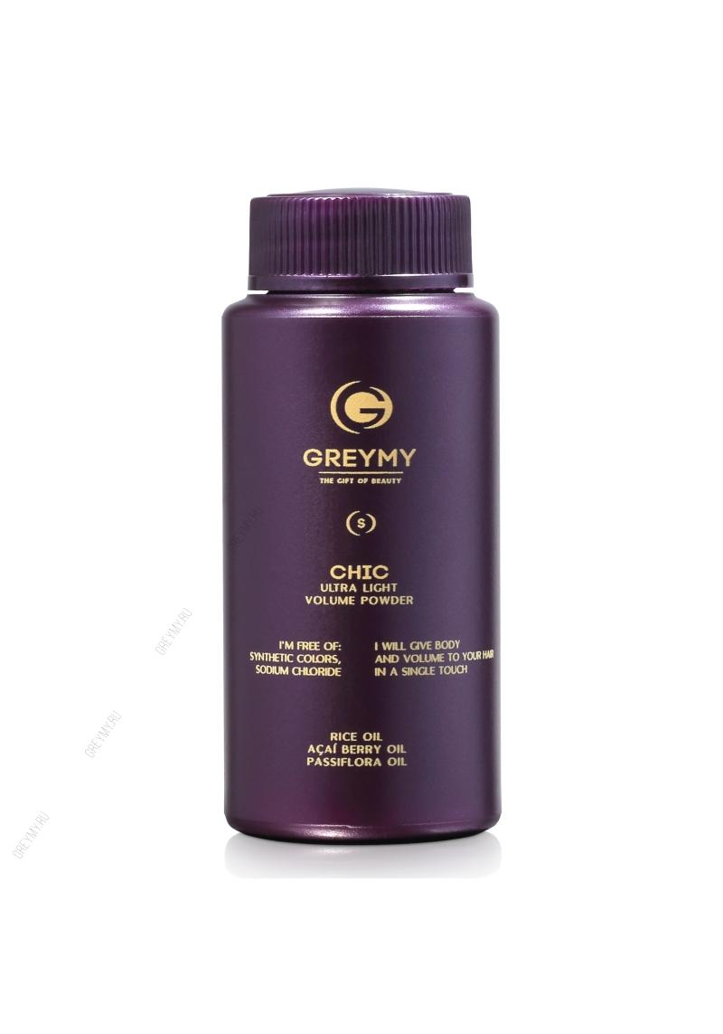 Greymy Chic Ultra Light Volume Powder