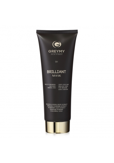 Greymy Brilliant Mask 200ml
