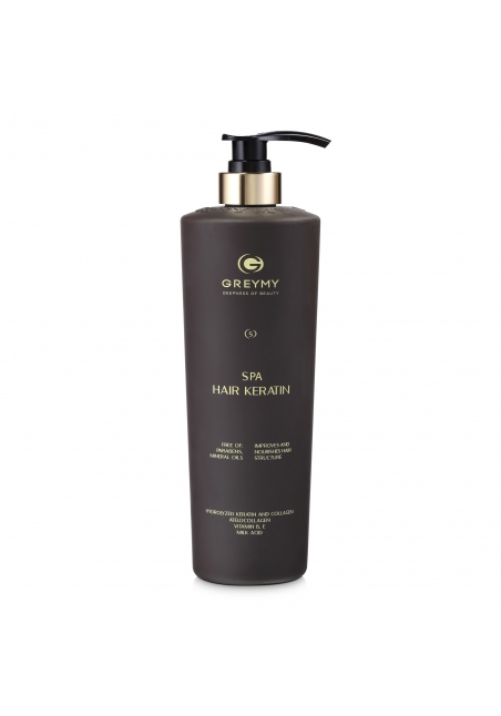 Hair Spa Keratin - 800ML