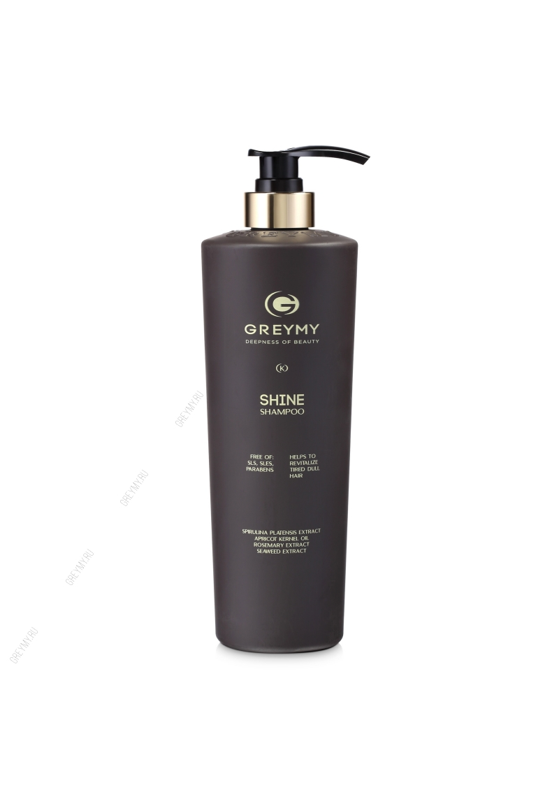 Greymy Shine Shampoo 800ml